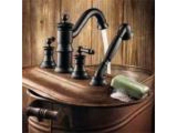 The Waterhill¢â€ž¢ Roman Tub faucet