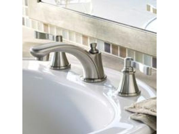Aerial Lavatory Faucet
