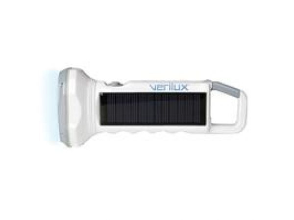 ReadyLight Solar Rechargeable Flashlight