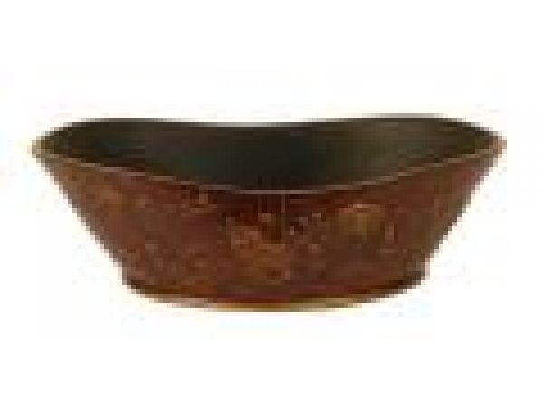 Mfg #: 03-1296 OVAL PLANTER