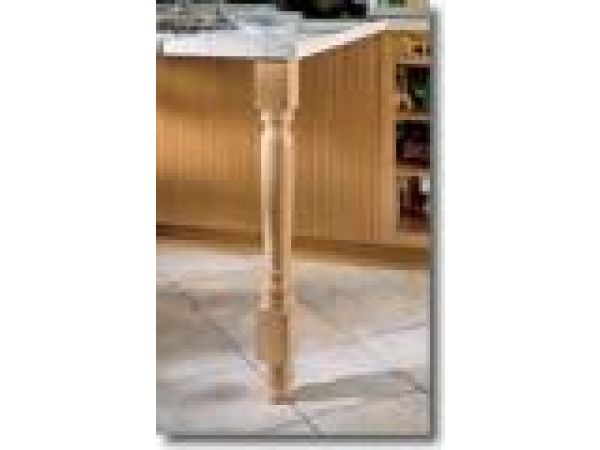 Country Table Leg