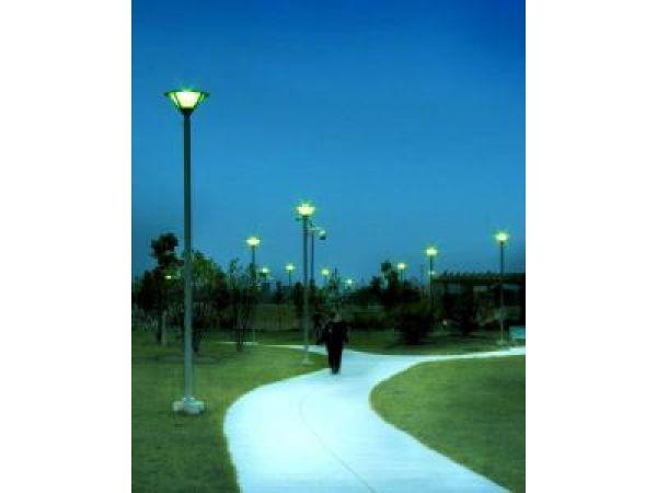 Alura LED at Night