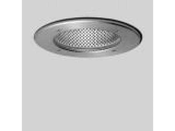 Recessed ceiling - stainless steel