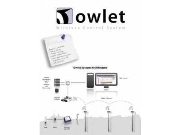OWLET Nightshift Wireless Control Sys