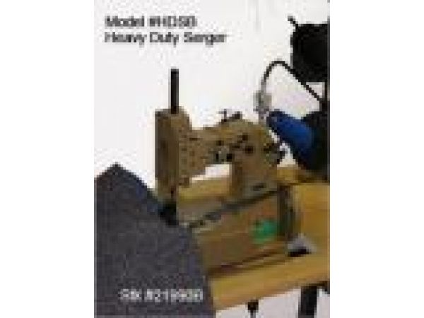 Heavy Duty Serger w/Binder