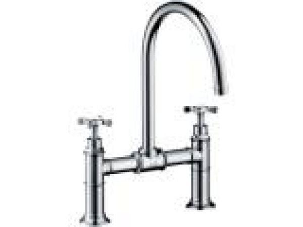 Kitchen Faucet, Bridge Model
