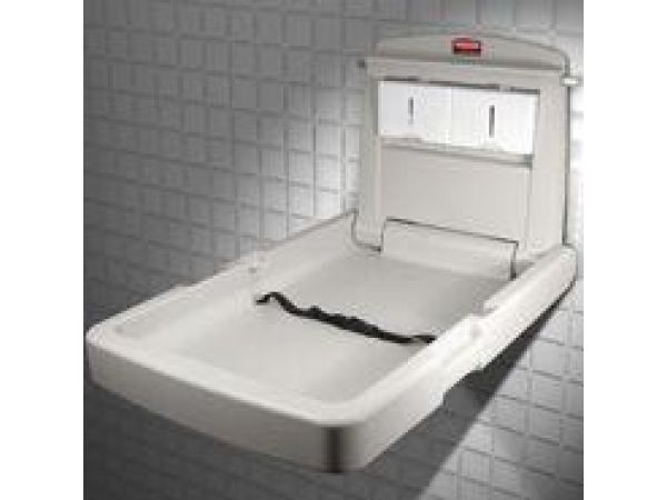 7819-88 Baby Changing Station Vertical