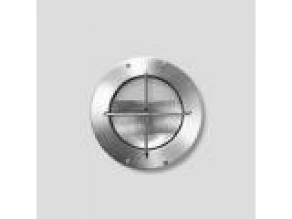 Recessed wall - low voltage stainless steel with g