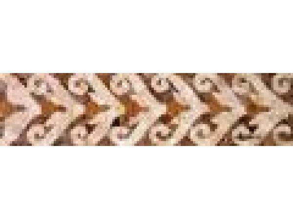Stone Mosaics-3.5x13.5 V Spiral XX