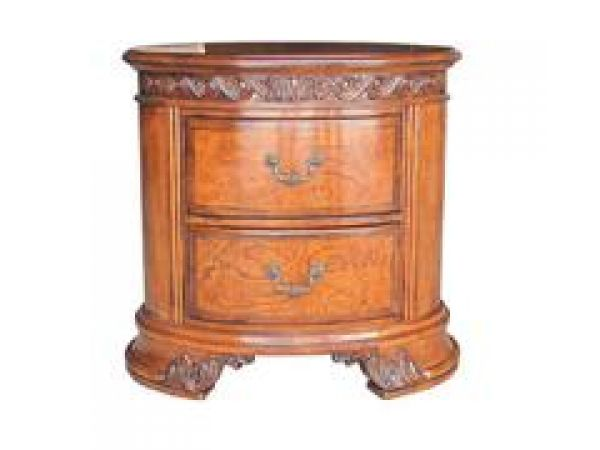 2239-0532 Oval Nightstand