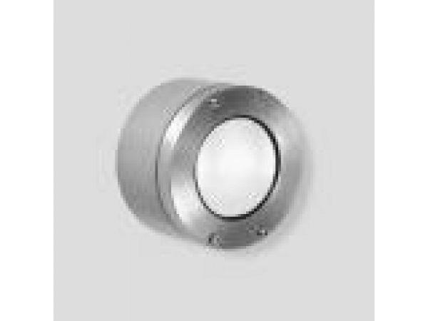 Semi-recessed - stainless steel