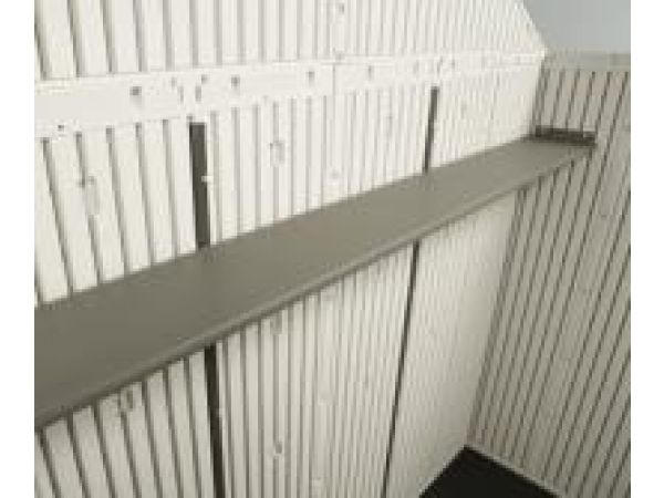 90-Inch Shelf for 8-Foot Wide Sheds