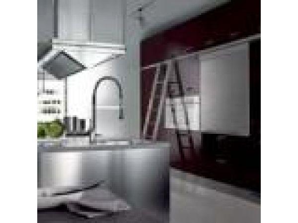 Axor Citterio Semi-Pro Kitchen Faucet
