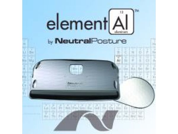 elementAl Aluminum Keyboard Tray