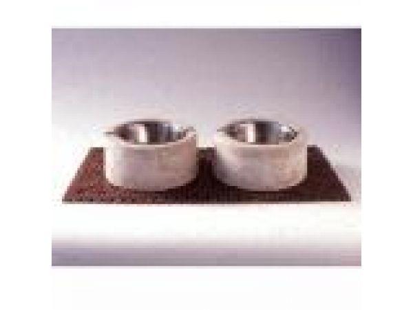 Clodagh Doggie Dinnerware, The Chow-Chow Bowls