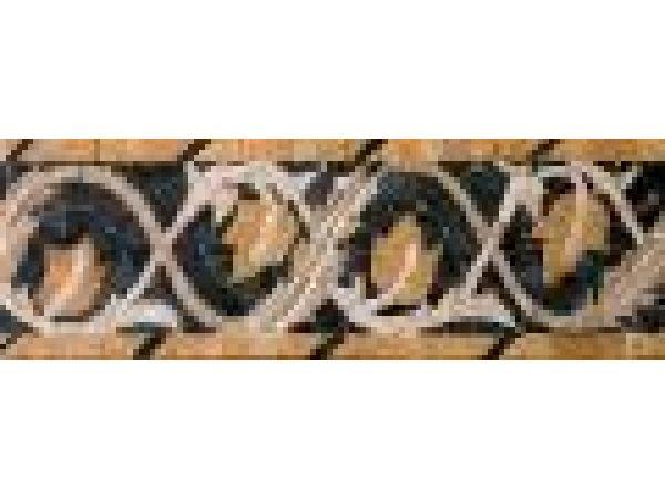 Stone Mosaics-Twisting Ivy 027