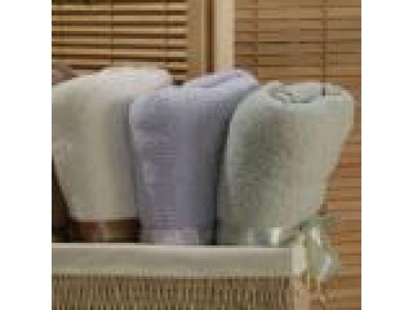 Cypress Micro-Chenille Blanket Throw