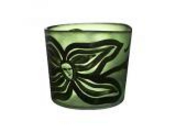 Thumbelina Green Pot