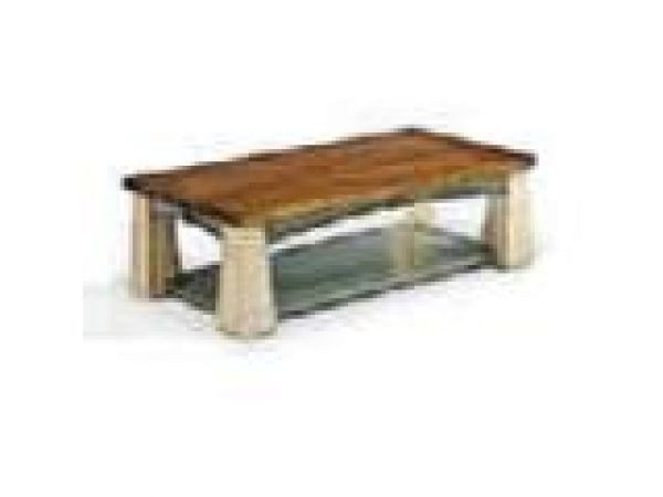 130-14 Portico Cocktail Table/Rectangular