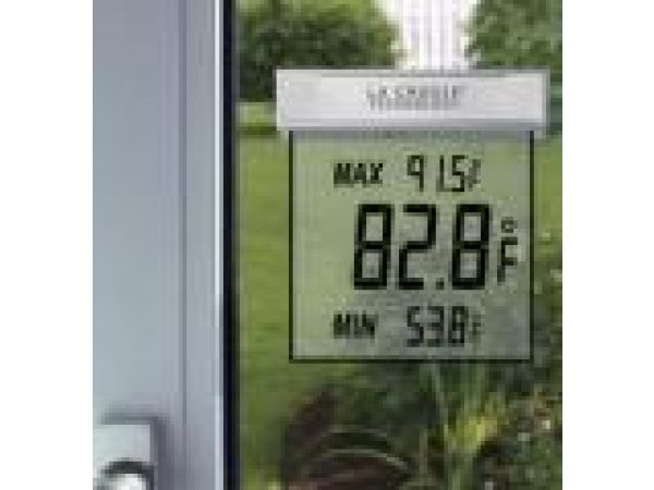 WS-1025UOutdoor Window Thermometer