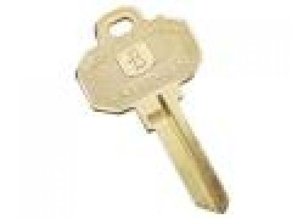 Baldwin Key Blank