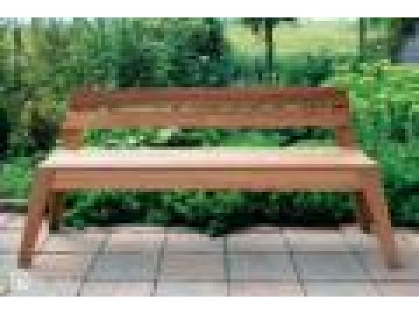 wedgedWOOD bench plus