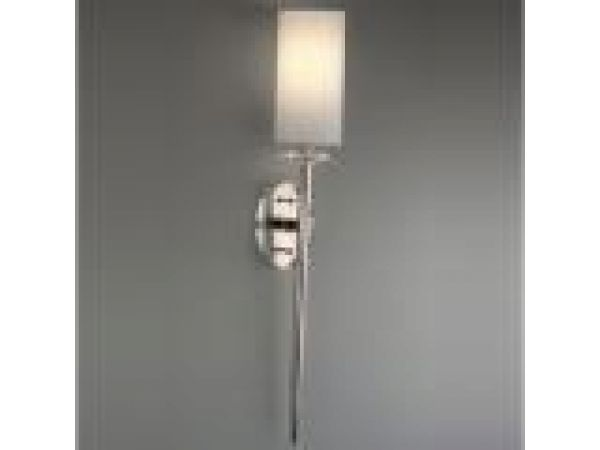 Angled Torch Sconce C-350