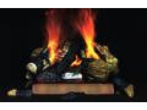 Aspen Ash Vented Gas Logs