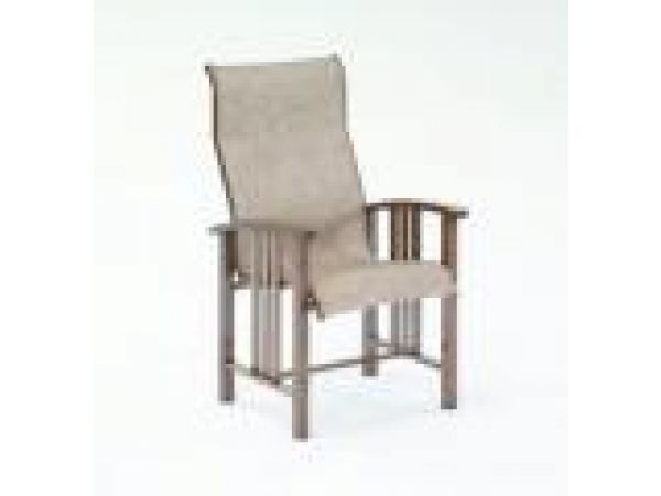 Terra Furniture's Mission Sling Chair