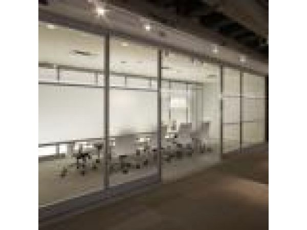 Frontĩ Movable Storefront Wall System