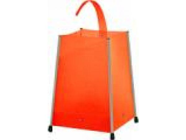 Dingos Waste-Paper Basket New Orange