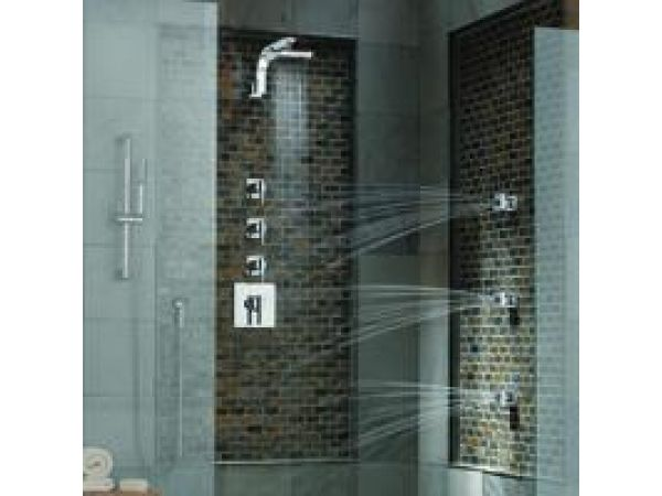 Sirius Custom Shower