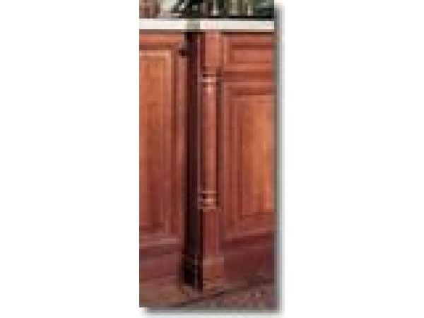 Split Classic Decorative Leg
