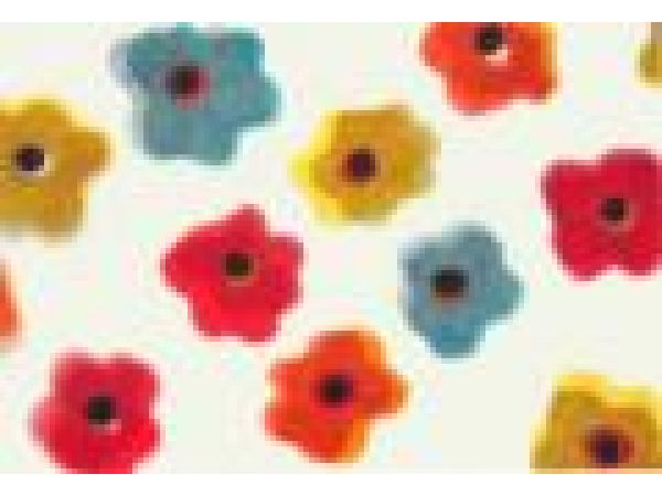 MONTIQUE SUGAR  FLOWER Placemat