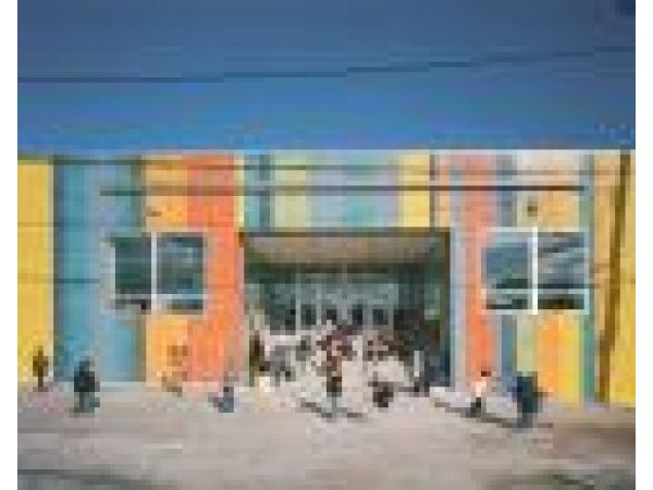 BRONX SCHOOL FOR THE ARTS, 2004
