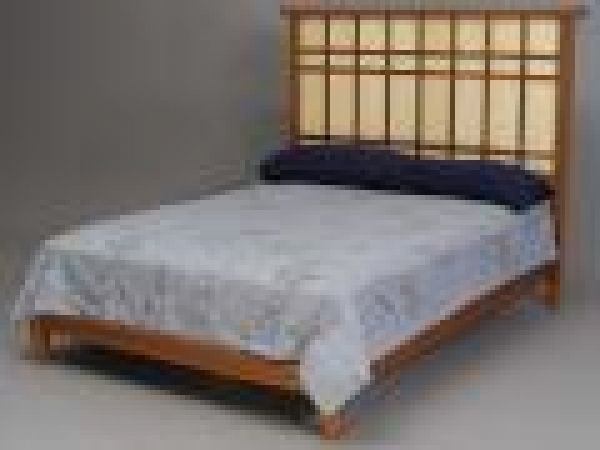 Shoji Bed