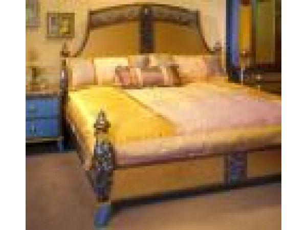 Barcelona II Bed