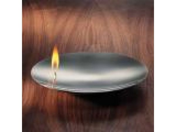 The Concave Oil Lamp