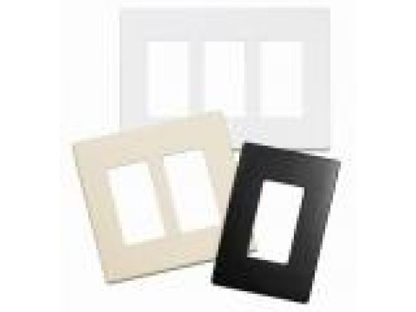Decorator Screwless Wallplates