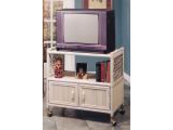 Swivel TV Cart