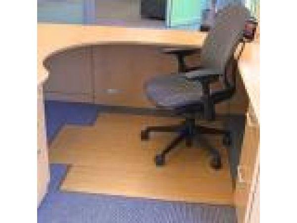 Bamboo Tri-Fold Chairmat