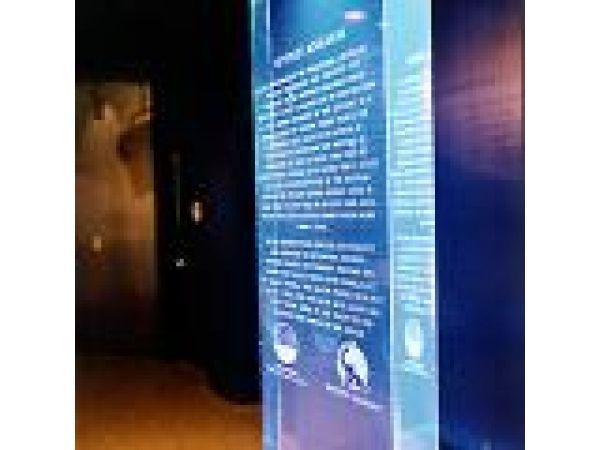 Newport Aquarium Monolith