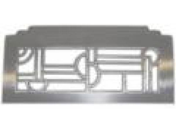cast aluminum heat register grille