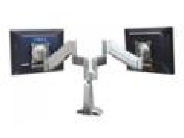 KCY220¢â€ž¢ Dual Arm, Dual Monitor Mount
