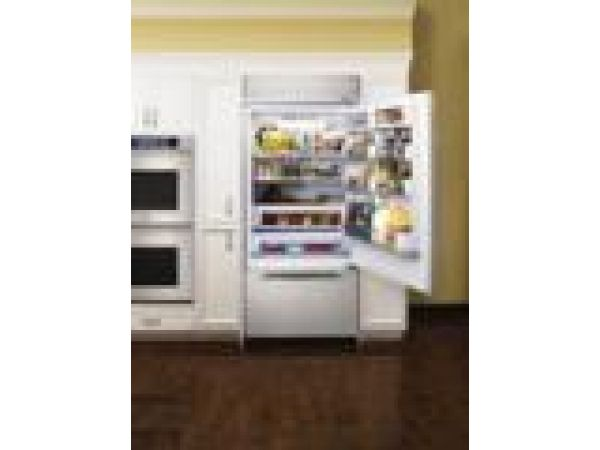 Epicure 36  Built-In Refrigeration'