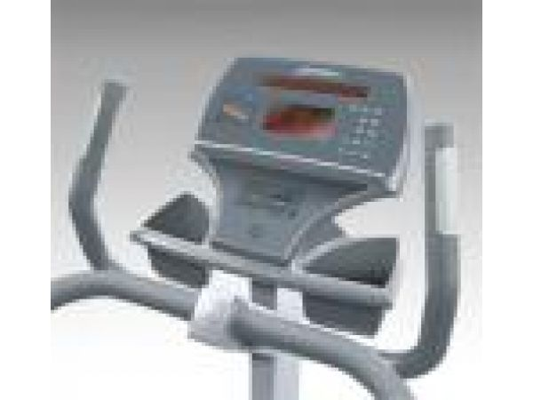 Stairclimber Console