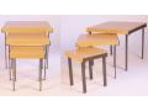 ET-106 Nesting Tables