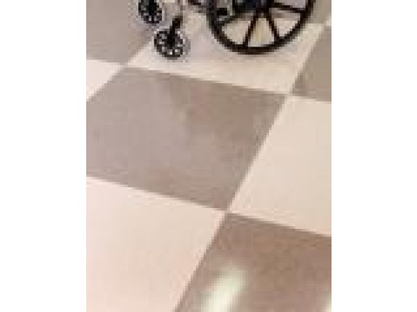 Endura SimplySmooth Rubber Floor Tiles