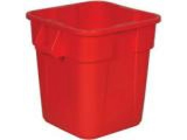 3526 Square BRUTE' Container without Lid