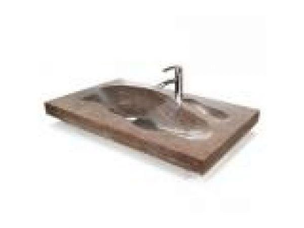 Grand Tahoe Integrated Sink